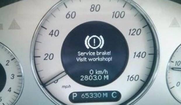 Problème SBC sur Mercedes classe E W211, SL R230 et CLS W219